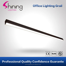 40W/60W 60x2360x80mm led suspended linear light with double-side shining office