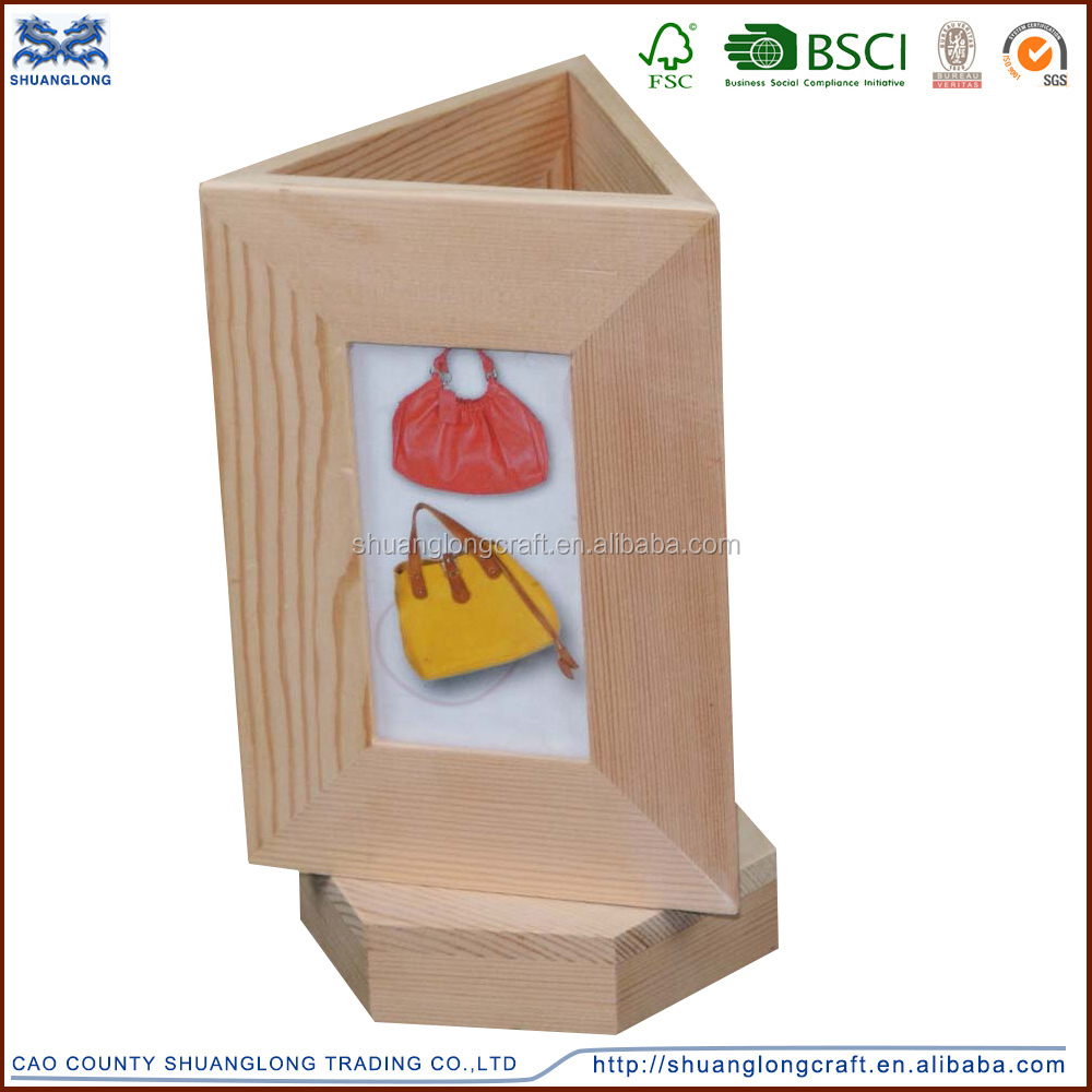 Wholesale factory supply new unfinished wooden photo for Craft picture frames bulk