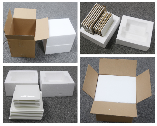 Super White Custom Design Porcelain Bread/Salad/Dessert/Dinner/Service Plates Dishes Hotel Restaurant All Size Wholesale