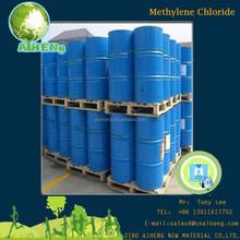 Manufacturing Pharmaceutical 75-09-2 Dichloromethane Price Methylene Chloride Solvent
