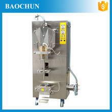 newest china supplier pouch automatic liquid packing machine price HP1000L-I for milk water