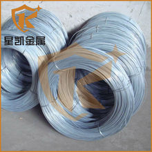 factory supplier zinc rate max to 200g/m2 anti corrossion Electrically Galvanized iron wire