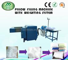 Very popular pillow and sofa cushion making machine ,fiber padding machine