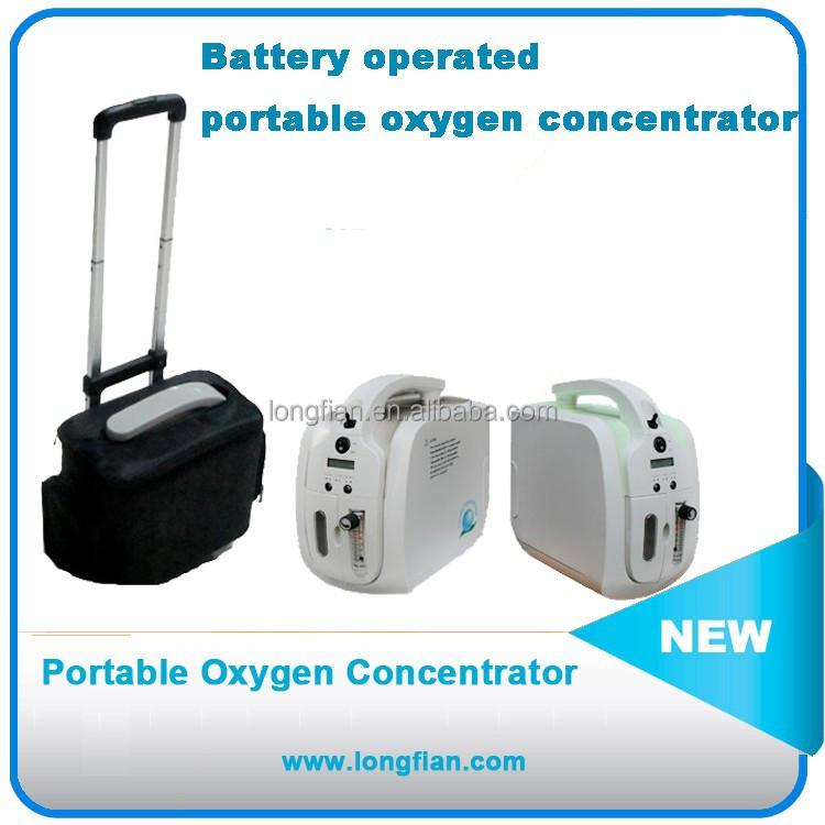 small portable oxygen machine