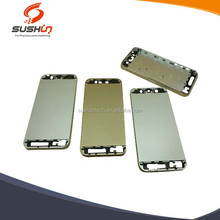 Precise OEM CNC Machining Center Mobile Phone Metal Cover Parts