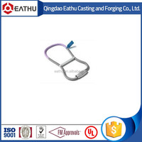 wire rope threaded lifting loops china supplier