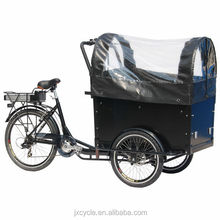 three wheeler cargo tricycle