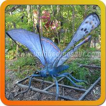 insectos Exposiciones en museos animatronic insectos