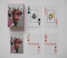 Promotion Playing Cards Custom Adult Poker Cards