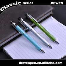 Eco-friendly metal ballpen / promotional ball pen / ball point pen for gift iterms