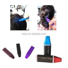 Multi-function hair color chalk pen in Hair Dye pen type and gel form hair chalk pen for dying hair