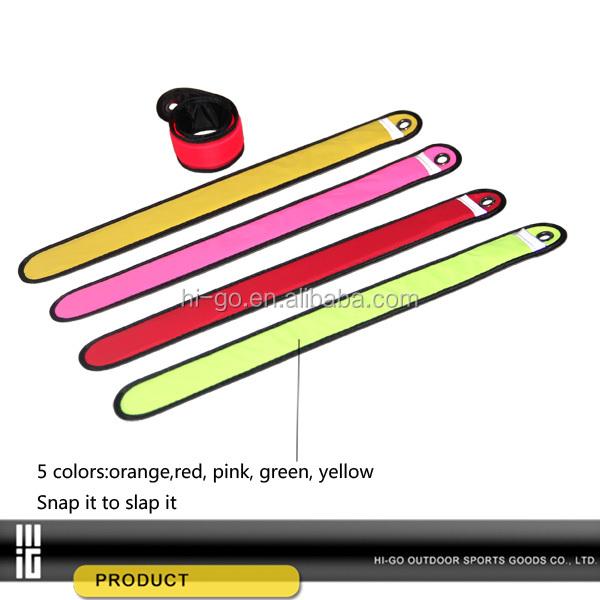 2015 nouveaux produits clignotant bracelet, Populaire gros bras minceur ceinture