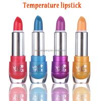 Temperature lipstick lipstick bao moist Don't rub off colored Lip balm