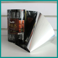Full Colour Printing Plastic Film for Chocolate Packaging
