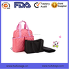 fashion polyester baby bag manufacture waterproof quilted baby bag