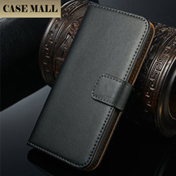 Wholesale Cheap Mobile Phone Case for HTC M9/Smooth Leather Phone Case for HTC M9