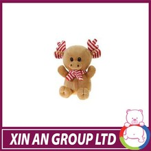 AD58/ASTM/ICTI/SEDEX good deer baby toy with good -looking plush animal