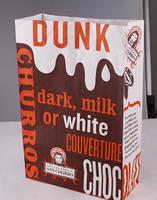 hamburger coffee and milk packaging bags