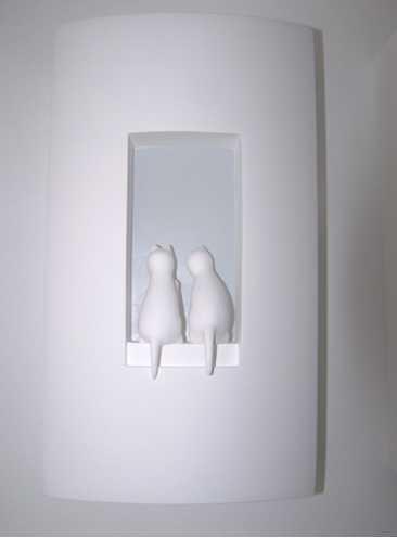 meisui int rieur d coration luminaire pl tre lumi re lampe de mur de gypse lampe murale id de. Black Bedroom Furniture Sets. Home Design Ideas