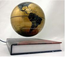 magnetic levitating 4-inch/6-inch books Globe/Maglevglobe/magnetic globe
