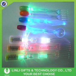 LED Flashing Tableware For Party
