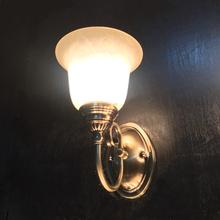 New Technology UL glass round outdoor wall light