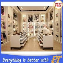 High end baby clothes store interior design