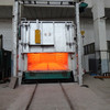 Advanced technology bogie-hearth gas vacuum carburizing furnace with protective atmosphere