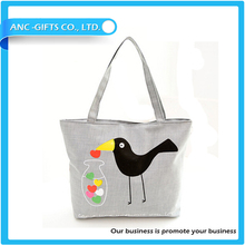 recycle shopping bag eco promotional cotton tote bag