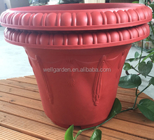 large size plastic flower pot trays pack gift
