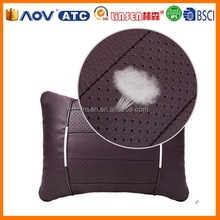 Linsen bowknot car back massage chinese chair cushion