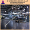 new condition pp spunbond nonwoven production line for agriculture area