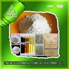 White bentonite activated clay industrial grade for oil refining