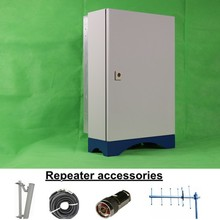 CDMA850MHz Cheap 2w 85dB cover5000sq meters Mobile Phone Indoor or Outdoor Waterproof Repeater