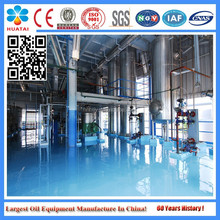 China Manufacture! sunflower oil refinery