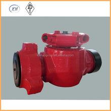 API 6A Wellhead Plug valve