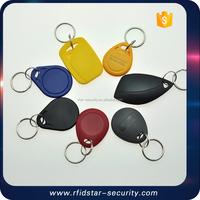 Smart RFID Keytag 125Khz Proximity ID Card Token Key Tag Key Fobs for Access Control
