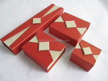 Custom Fashion Contract Color Jewelry Packaging Storage Paper Box Manufactures in China P1828