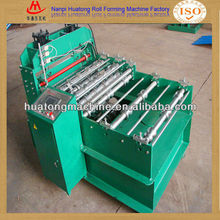 Auto curving roll forming machine