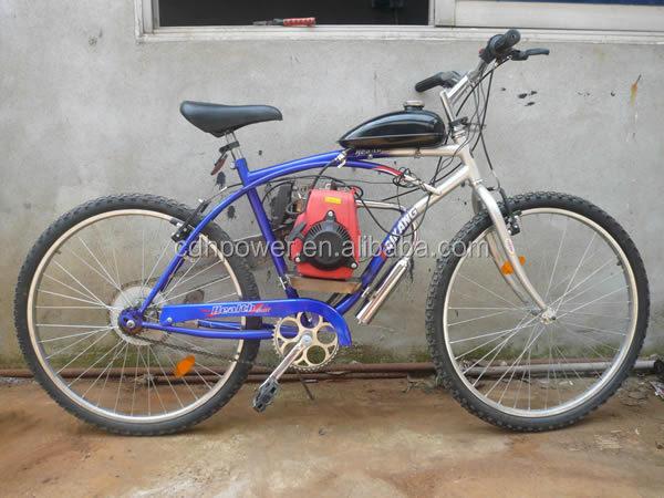 Motorized Bicycle Kit Motor Bicicleta Gas Powered