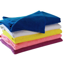 high quality brand name print customizable towels for salon