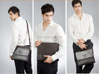 Free Shipping New Arrival Fashion Branded Business Man Bag Male Briefcase Designer Shoulder Bag