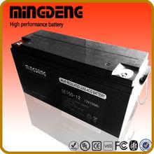 di alta qualità capacità sufficiente contenitore di batteria al piombo per il solare