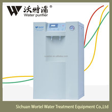 40LPH Twin-stage Reverse Osmosis Ultrapure Water System medical instrument pathology lab equipment