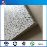 2.0 mm faux stone surface aluminum panel