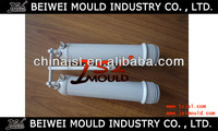 Injection plastic Filter house molding
