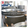 OEM heavy duty forged mechanical gear ring