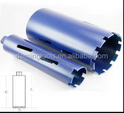 High quality hot sell sale diamond core bits drilling long