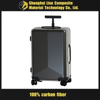 carbon fiber suitcase cover trolley case luggage
