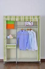 Mais recente design de mobiliário de cama guarda-roupa de Indian